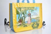 shopping bag Olive