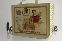 Einkaufstasche Olive