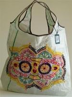 Strandtasche braun- Indien summer