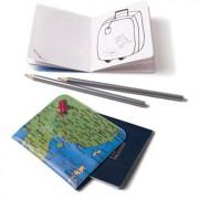 Kinder Passport Cover Set