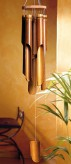 Windspiel Bambusrohr
