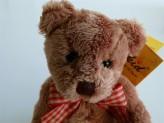 Teddybär sitzend
