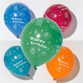 Luftballons - Happy Birthday - 20-tlg.